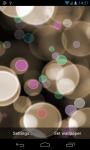 Abstract Rings Live Wallpaper screenshot 3/6