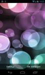 Abstract Rings Live Wallpaper screenshot 4/6