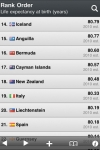 The World Factbook 2011 screenshot 1/1