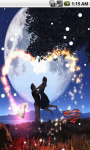 Romantic Magical Night Live Wallpaper screenshot 1/5