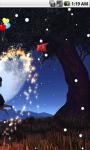 Romantic Magical Night Live Wallpaper screenshot 3/5