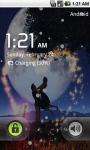Romantic Magical Night Live Wallpaper screenshot 5/5