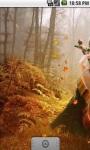 Beautiful Girl And Violin LWP screenshot 1/5