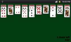 Solitaire Card Games screenshot 2/6