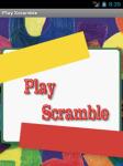 Play Scrambles screenshot 1/3