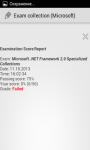 Microsoft exam collection screenshot 4/4