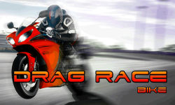 Drag race Bike Symbian screenshot 1/5