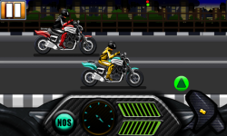 Drag race Bike Symbian screenshot 5/5