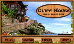 Free Hidden Object Game - Cliff House screenshot 1/4