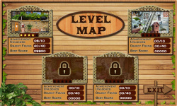 Free Hidden Object Game - Cliff House screenshot 2/4