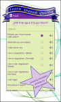 Learn Spanish Quickly screenshot 2/5