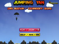 Jumping Yan screenshot 1/5