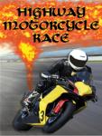 Highway Motor Cycle Race screenshot 1/1