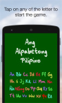 Ang Alpabetong Pilipino Free screenshot 1/5
