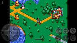 Asterix And The Power Of The Gods 1995 SEGA screenshot 3/4