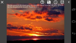 Morning Psalm screenshot 2/4