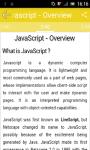 Learn JavaScript v2 screenshot 2/3