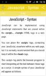 Learn JavaScript v2 screenshot 3/3