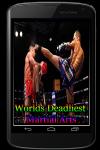 Worlds Deadliest Martial Arts screenshot 1/3