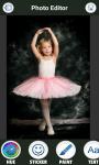 Ballerina Photo Montage screenshot 3/6