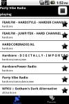 Hardcore Radio  Pro screenshot 2/3