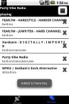 Hardcore Radio  Pro screenshot 3/3