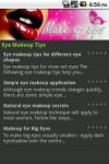 Make up Tips screenshot 2/2