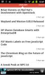 LinuxNews screenshot 3/6