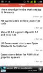 LinuxNews screenshot 5/6