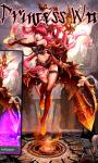 Anime Hot Princess Warrior LWP screenshot 2/4