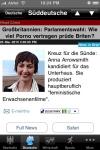 Germany News, de Deutsch Online Papers screenshot 1/1