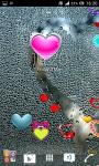 Love and hearts live wallpaper screenshot 3/6