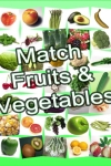 Kids can Match  Fruits and Vegetables for iPad screenshot 1/1