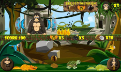 Brave Temple Gorilla Bombs screenshot 2/5