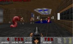 Prboom Doom screenshot 1/6