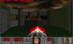 Prboom Doom screenshot 2/6