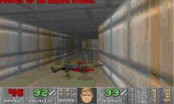 Prboom Doom screenshot 6/6