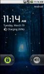 Night Fireflies Live Wallpaper screenshot 4/4