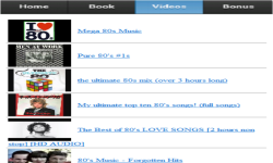 Best 80s Music screenshot 3/3