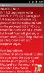 Pizza Recipes N More screenshot 4/4