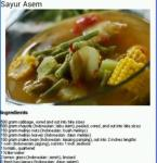 12 Indonesia Most famous recipes screenshot 1/3