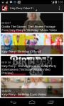 Katy Perry Video Clip screenshot 1/6