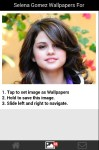 Selena Gomez Wallpapers for Fans screenshot 4/6