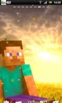 Minecraft Live Wallpaper 1 screenshot 3/3