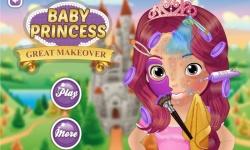 Baby Princess Makeover screenshot 2/3