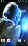 Starwars Master Yoda Live Wallpaper screenshot 3/6