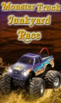 Monster Truck Junk yard Race screenshot 1/1