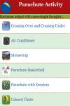 Parachute Activity screenshot 2/3