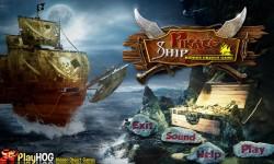 Free Hidden Object Games - Pirate Ship screenshot 1/4