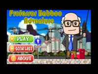Professor Babboo Adventure screenshot 1/3